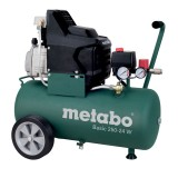 METABO 601533000 KOMPRESSZOR 1,5KW 8BAR BASIC 250-24 200L/p LEVEGŐ